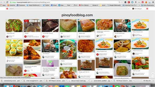 Pinoy Food Blog, Noemi Lardizabal Dado   Pinoy Food Blog is now part of the Pinterest Community in the Philippines