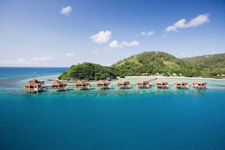 All-inclusive Honeymoon Packages | Best All Inclusive Resorts for a Honeymoon: Likuliku Lagoon Resort in Fiji