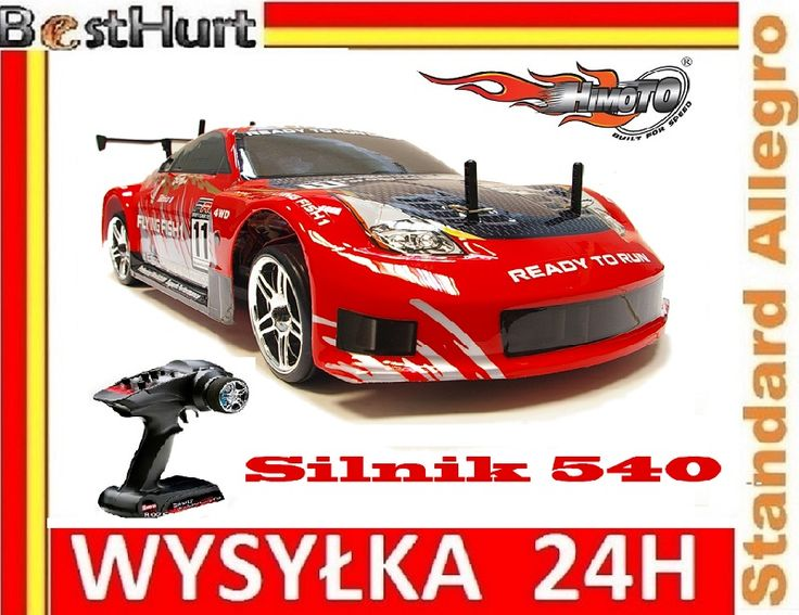 Himoto DRIFT TC 2,4GHz (HSP Flying Fish 1)