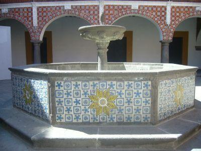 Museo de Santa Rosa Puebla.