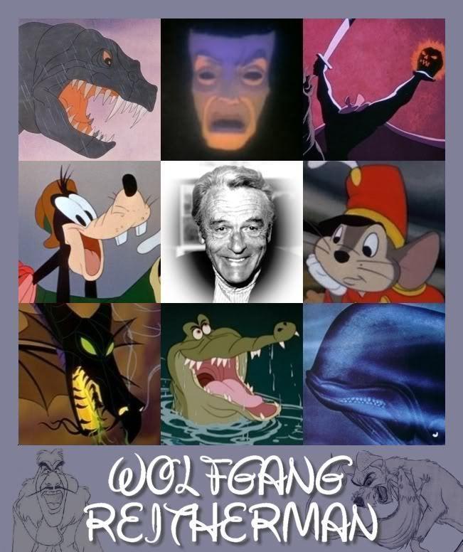 """Wolfgang """"Woolie"""" Reitherman - Disney Wiki, Walt-Disney-Animators-Wolfgang-Reitherman-walt-disney-characters"""