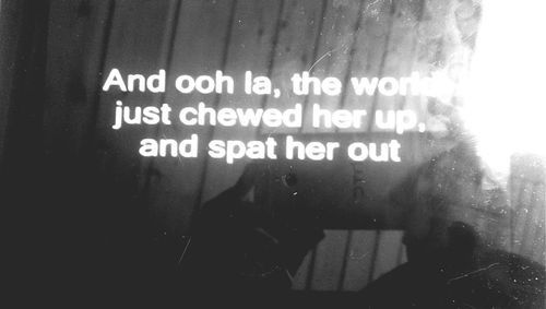 Ooh La - The Kooks lyrics