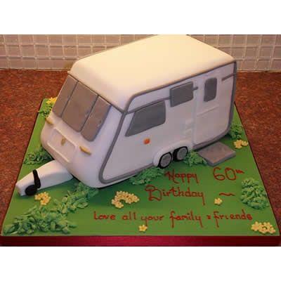 Caravan Cake 8
