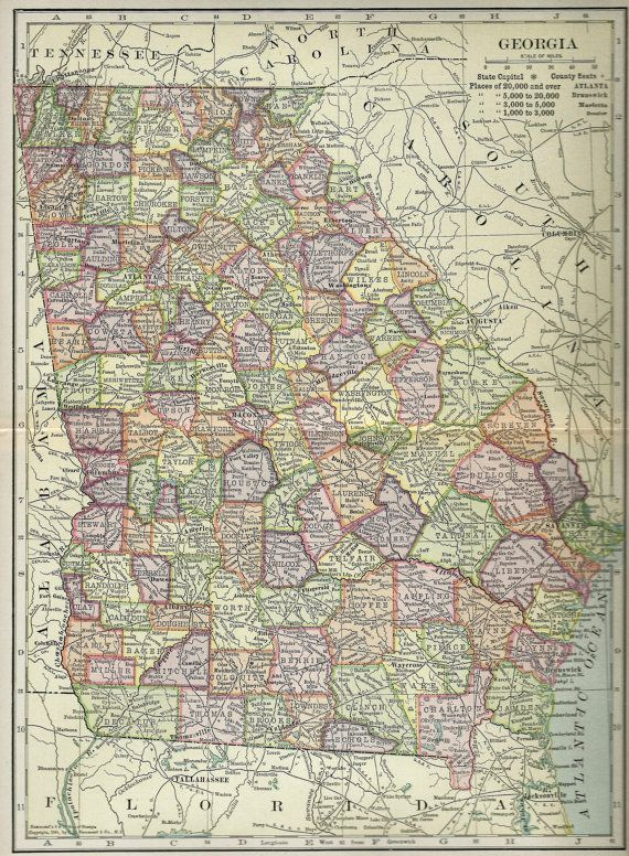 Georgia  The Big PEACH State  Pinterest