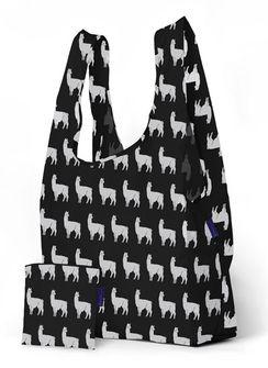 PrettyCoolBags alpaca big einkaufsbeutel baggu