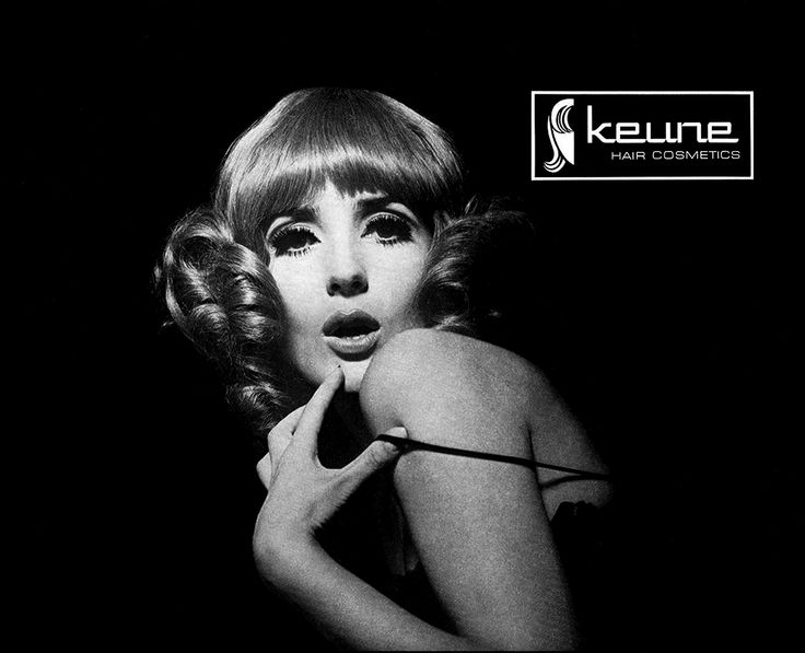 Keune advertisement '70 #keune #keunehaircosmetics #history