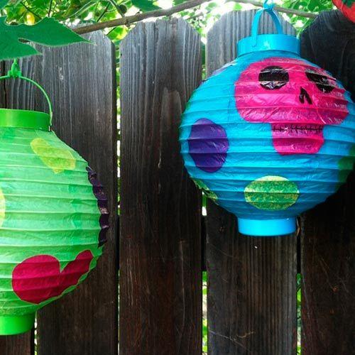 Sugar Skull Crafts for Halloween