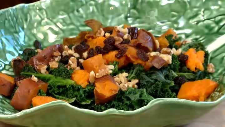 Video: Adzuki Bean Salad   Beans/Peas   Pinterest