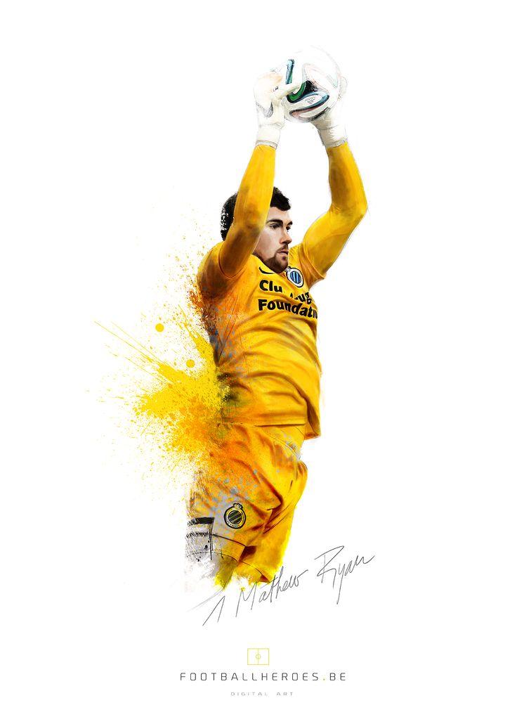 Mathew Ryan Club Brugge