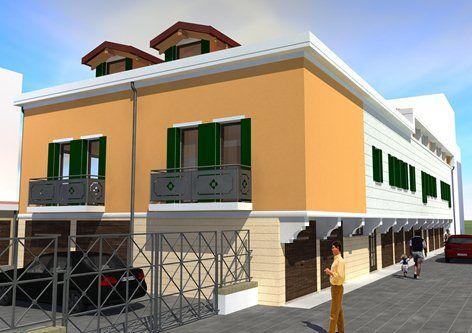 Recupero di un ex retificio per realizzazione appartamenti, Chioggia, 2010 - Geom. Denis Rudellin  Per Info e preventivi: geodenis22@gmail.com Cell: 3480301835