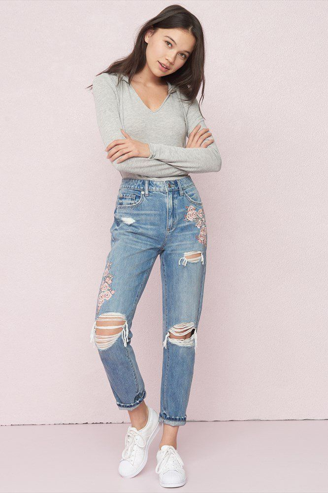 Mom Jean Mom Jeans Outfit Mom Jeans Clothes