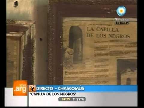 Vivo en Argentina - Capilla de los negros, Chascomus - 24-11-11 (1 de 2)