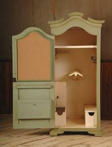 Tack Armoire