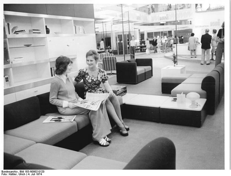 Leipzig Messe Mobelaustellung September 1974