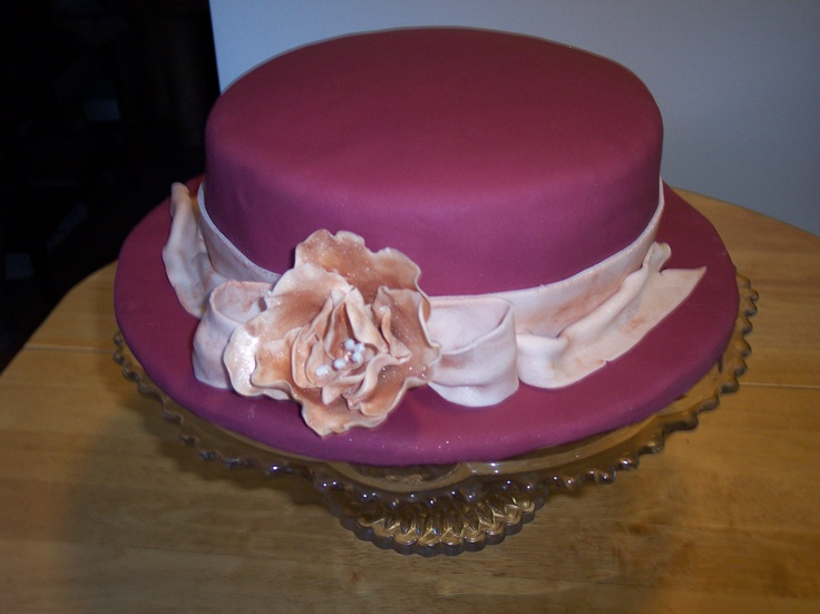 Cake Decorations Derby Cake Ideas