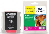 JetTec HP10 C4843A Magenta Remanufactured Ink Cartridge The HP10 C4843A Magenta Remanufactured Ink Cartridge by JetTec - H10M is a JetTec branded remanufactured printer ink cartridge for Hewlett Packard (HP) printers. They provide OEM style quality printin http://www.MightGet.com/february-2017-3/jettec-hp10-c4843a-magenta-remanufactured-ink-cartridge.asp