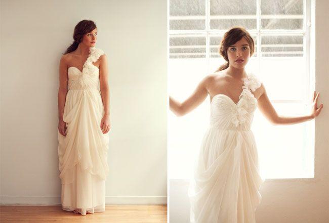 Sarah Seven Wedding Dresses  Spring 2011 Collection