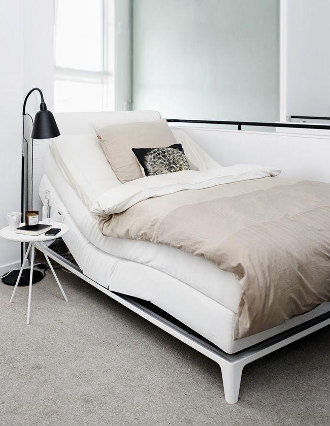 cama para leer