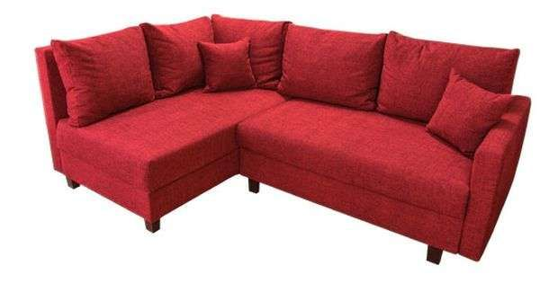 Sofa Mit Grosser Liegeflache Ecksofa Klein Mit Grosser Bettfunktion In 2020 Couch Sectional Couch Decor