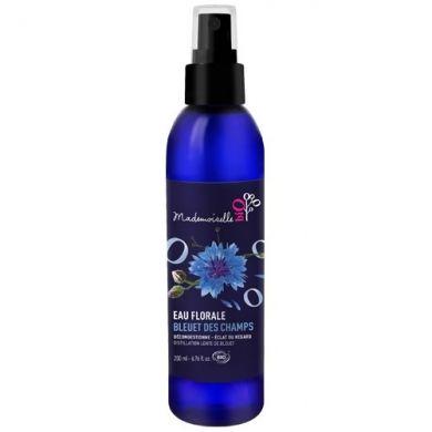 MADEMOISELLE BIO -  Eau florale Bleuet des Champs
