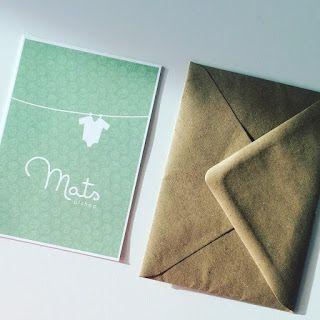 H O L A • P O L A kaartjes kaart Evelien Gommeren geboortekaart ontwerp geboortekaarten: geboortekaart voor MATS