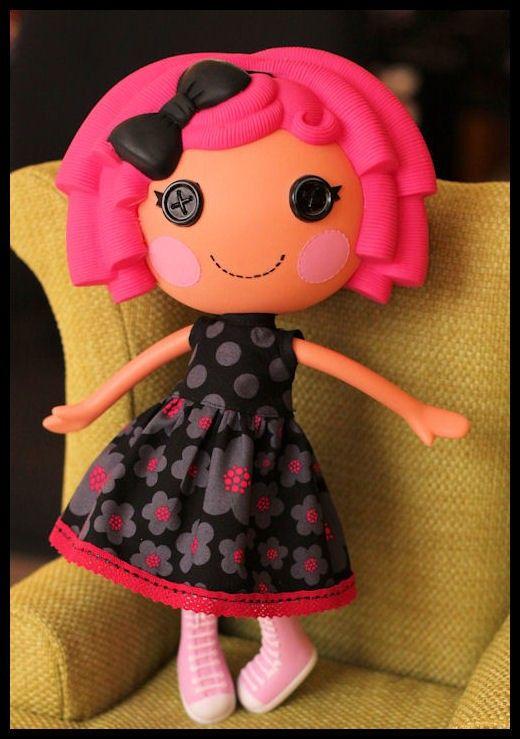 Lalaloopsy doll dress