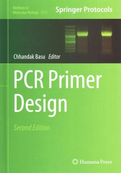 This volume provides an overview on design PCR primers for successful DNA…