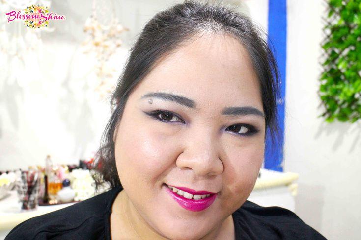 Ultraviolet Makeup 02 . #blossomshine #makeup #makeupcollaboration #stillainthemoment #purpleeyeshadow #ultraviolet #Pantone2018 #smokeyeyes #purplesmokeyeyes