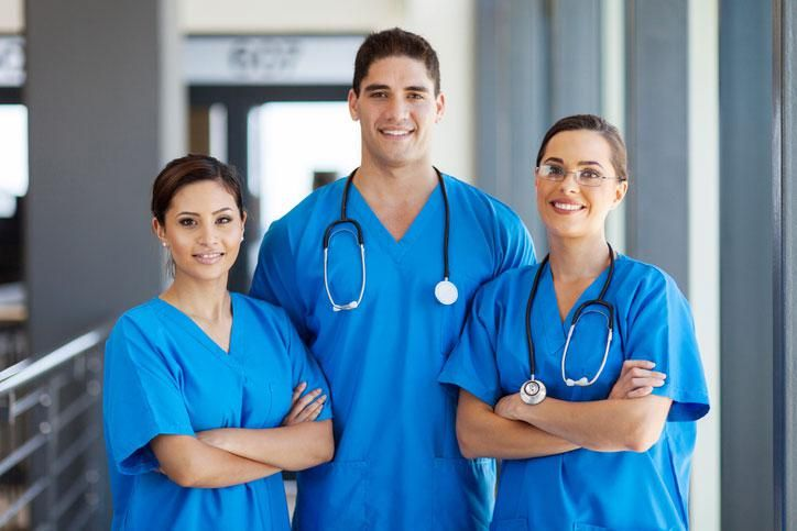 In Search Of Scrubs Uniform Marketing To Medical Providers
