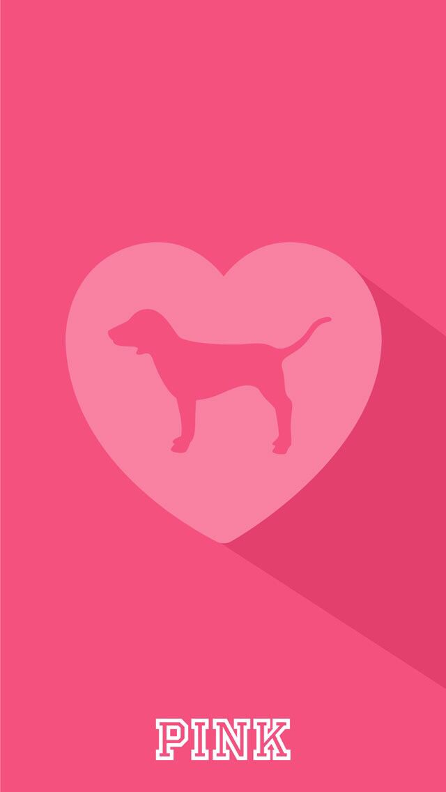 VS PINK wallpaper #pinklipswallpaper