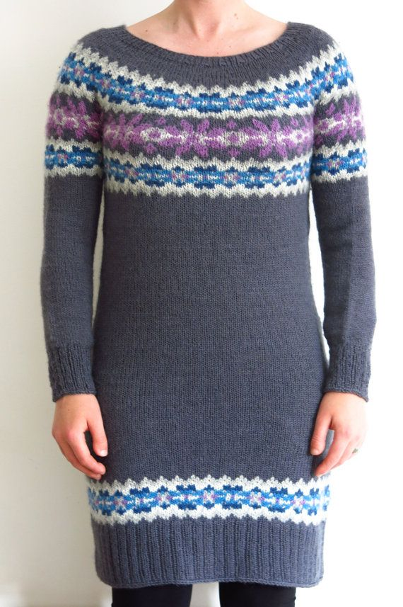 94 best fair isle patterns images on Pinterest | Fair isle ...