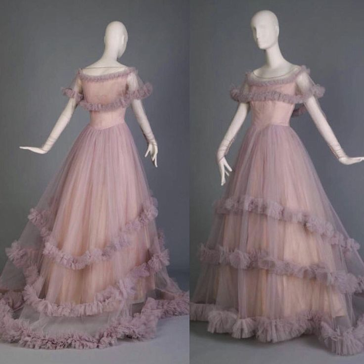 Wedding Gowns Chicago: Wedding Gown, By The House Of Dior, Ca. 1955 From The