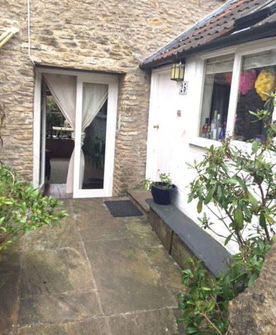Check out this awesome listing on Airbnb: Our cottage in Frome. - Houses for Rent in Frome