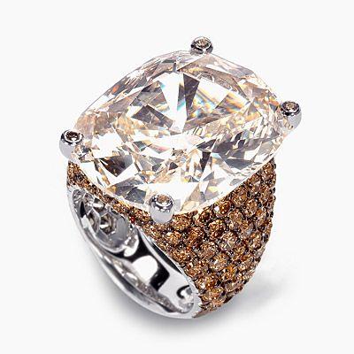 chocolate diamonds | Brown Diamonds | Chocolate Diamond Rings