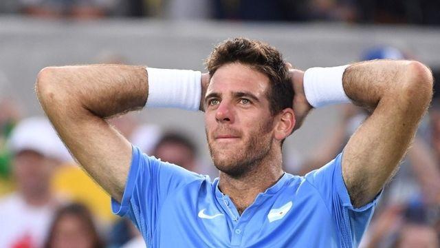 Del Potro terrasse Nadal et défiera Murray en finale