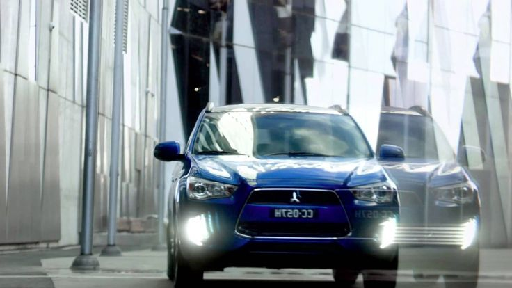We think the new #MitsubishiASX is 'soooo ridiculously good looking'! Agreed? #LoveThatCar