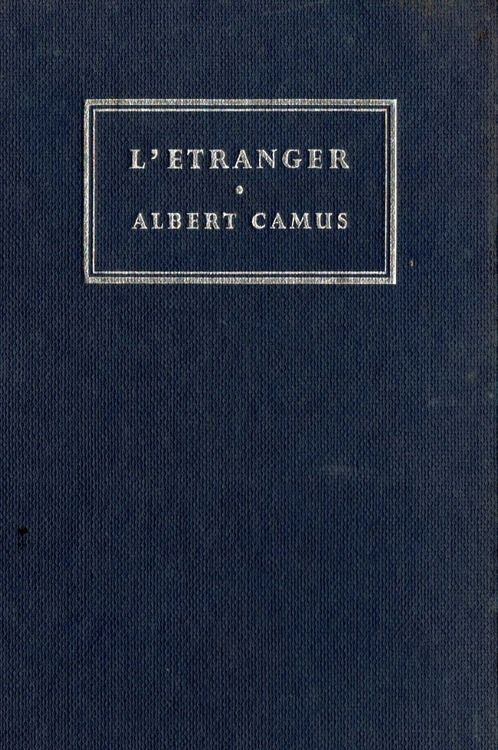 the meaning of life in the stranger by albert camus In the stranger, albert camus created a character named meursault to show us how important it is to start thinking and examine the events that happen in our lives doing so give's purpose to our meaningless lives because ultimately, death is the final stage of life, which is not to be feared.