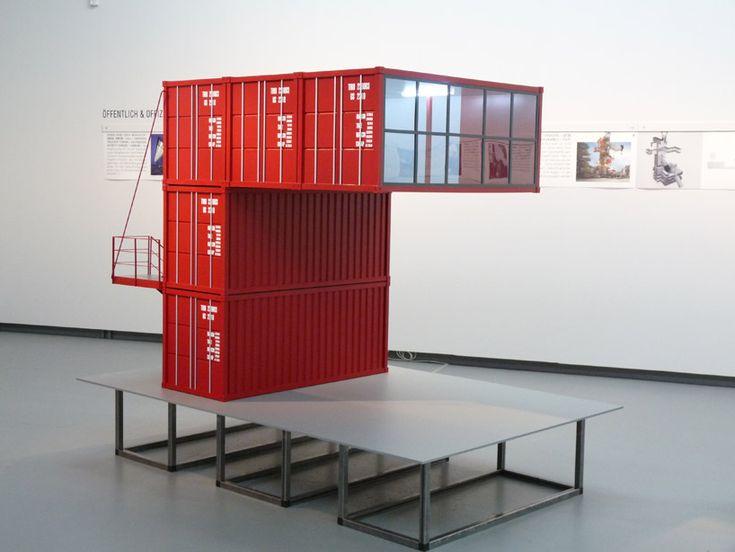31 besten architecture i love bilder auf pinterest | container ... - Container Architektur