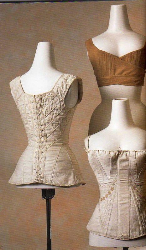 Pour finir cet ensemble de posts sur le corset, j'avais envie de faire un petit résumé de l'histoire du corset. Il ne faudrait pas oublier que je suis aussi historienne. Pas de corset au moyen-âge. Jusqu'au règne de François premier, les robes restent...