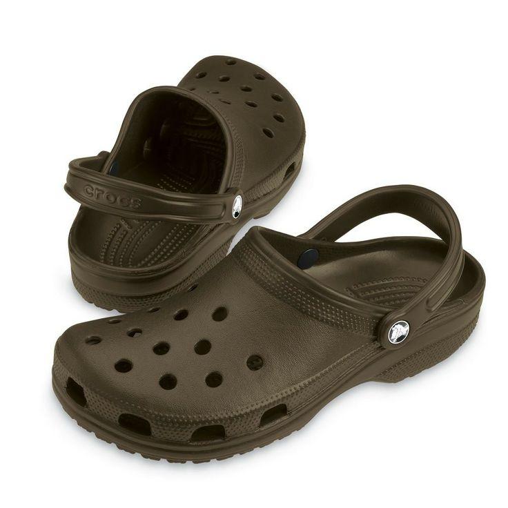 Zapatos negros formales Crocs Capri para mujer QBZorV
