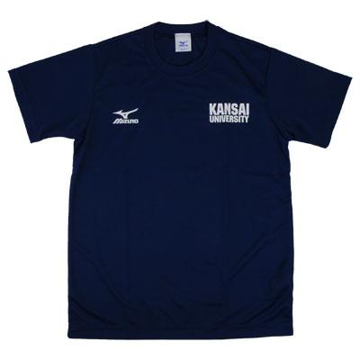 関西大学 KAISERS 半袖Tシャツ(ネイビー) ¥2,835