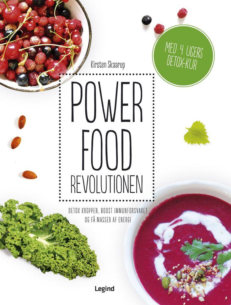 Powerfood er lækker og farverig mad med ekstraordinært mange næringsstoffer. Stoffer som virker antiinflammatoriske, udrensende og opbyggende. Stoffer som giver masser af energi. Stoffer som din krop har brug for hver dag.
