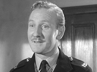 Leslie Phillips in Carry On Constable as Constable Porter, 1960