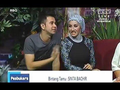 Pesbuker ANTV 29 Desember 2013 Ngobrol dengan Sinta Bachir Part 1