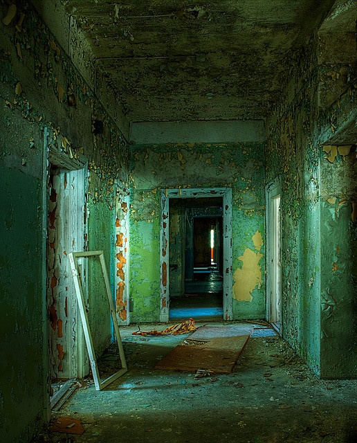 Lier Mental Hospital, Norway