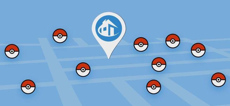Agência de Marketing Digital  www.digitalmarketingbr.com.br Localização é tudo: App de imóveis mostra onde existem Ginásios Pokémons. Clica ai e saba mais :) Fale conosco: 21 3594-8773 contato@digitalmarketingbr.com.br #digitalmarketing #marketingdigital #digitalmarketingbr