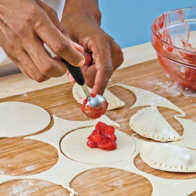 Fried Pies: Strawberry, Cherry, etc!