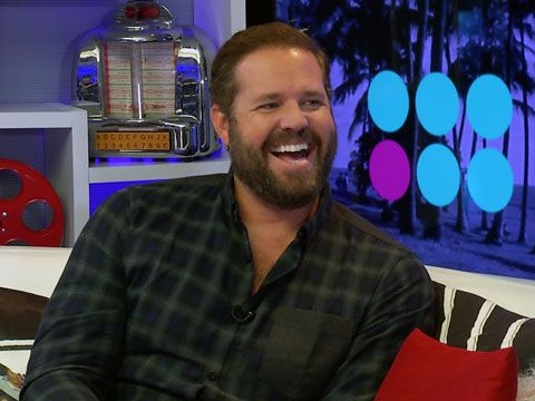 David Denman from 13 Hours Boon talking about cast nicknames on Young Hollywood.  David's nickname was Little Lamb. Pablo's nickname was Butt Rope. Butt Rope and the boys