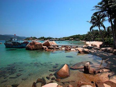 Destination Sud Vietnam - Ile de la Baleine