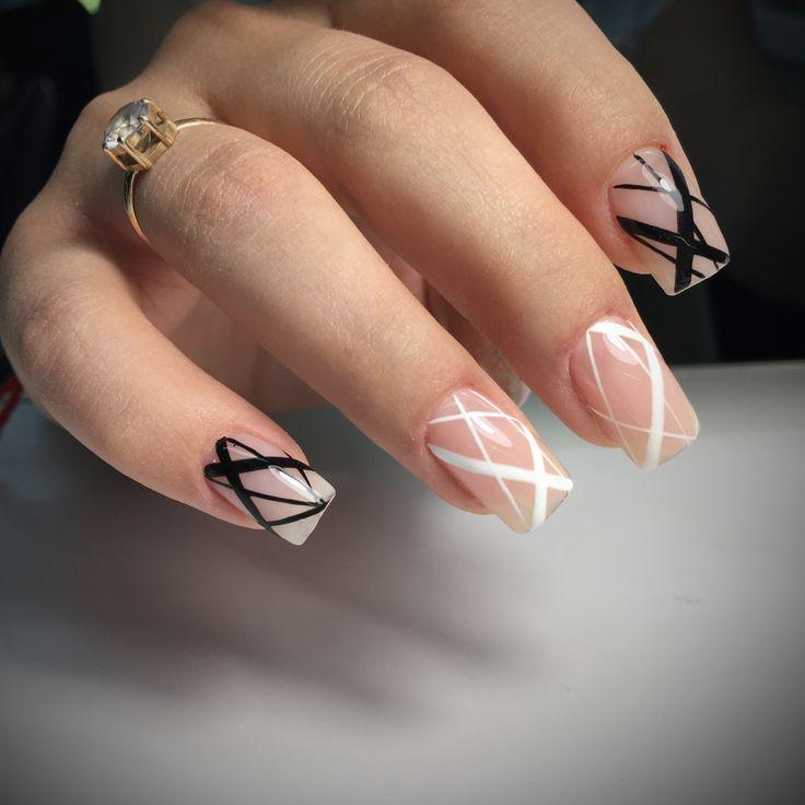 #дизайнногтей #гелевоенаращивание #наращиваниеногтей #gelnails #nails